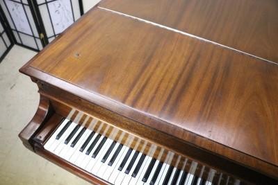 Steinway M Grand Piano (VIDEO) $13,500 Exotic African Mahogany Rebuilt/Refin.