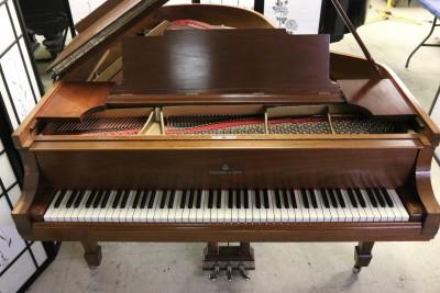 Steinway M Grand Piano Beautiful Walnut (VIDEO) 1925 Rebuilt/Refin. in 1997 $13,500