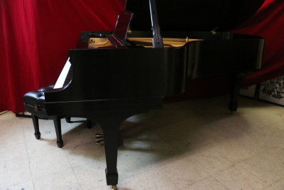 Steinway B 2004 Showroom Condition, (VIDEO HERE) one owner, very lightly played $52,000.