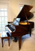 (SOLD) Pre-Owned Baldwin Baby Grand Piano 5'4