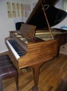 Chickering Grand Piano (SOLD) 5'6