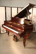 (SOLD)Art Case Knabe Grand Piano 5'7' Just Rebuilt/Refinished Queen Anne  Legs