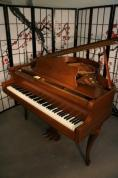 (SOLD) Art Case Fischer Baby Grand Piano