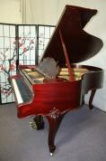 (SOLD-Congratulations Pinkerton Family) Art Case Steinway Grand Piano Model M 5'7