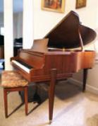 (SOLD)Rare Art Deco Mason & Hamlin Symmetrigrand Piano