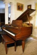 (SOLD) Congratulations Aden!  Art Case Mason & Hamlin Grand Piano Model A.  Sonny Plays