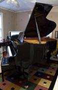 Used & New Player Pianos For Sale  Hi-Gloss Ebony & Mahogany starting at $7900.