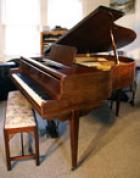(SOLD) Rare Art Deco Mason & Hamlin Symmetrigrand Piano