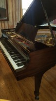 Steinway Grand Piano Model M 1918 TOTALLY Rebuilt/Refinished 2019  New Steinway Hammers