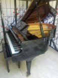 Weber Grand Piano Ebony Gloss 5'7