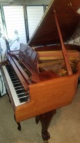 $2500. SAMICK GRAND PIANO 5'7