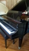 Baldwin Grand Piano Model L 6'3