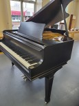 Knabe Ebony Baby Grand 5'2