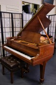 Steinway L TOTAL STEINWAY FACTORY RESTORATION only 5 years ago 2015 $29,500.