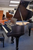 Steinway L Ebony Grand Piano, Rebuilt/Refinished Warranty $13,950