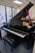 (DEAL OF THE WEEK) ONLY $9,950. Steinway M Ebony 5'7