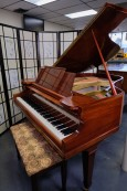 (SOLD) Chickering Baby Grand Piano 5'4