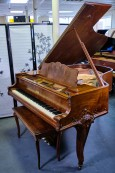 Art Case Knabe Grand Piano, Hand Carved, Gorgeous $5900.