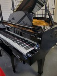 PianoDisc Ebony Gloss Baby Grand made by Young Chang Floppy Disk Player Piano $3950.