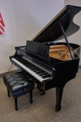 Steinway M 2001 Satin Ebony, perfect,  showroom condition, low mileage, just regulated, voiced, warranty $39,000.
