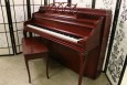 Art Case Steinway Console Piano King Louis XV Style 1964 Just Refinished/Refurbished $3900
