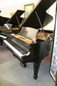 Steinway Grand Piano Model L Rebuilt/Refin. (VIDEO) Satin Ebony Finish $18,500.