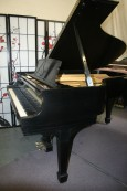 Used Steinway Grand Piano L (VIDEO) 5'10.5' 1966 Ebony For Sale Excellent Warranty $15,950