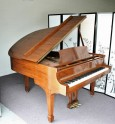 Used Steinway M 5'7' Grand Piano (VIDEO) Walnut $12,950 1945 Restored April 2013