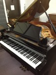 Pre-owned Ebony Gloss Falcone 1998 Baby Grand Like New  $4500.