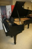 Steinway Grand Piano Model B 6'10' Ebony 1968 excellent Inside & Out $25,500.