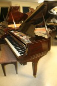 Mason & Hamlin Grand Piano Model A 5'8 Mahogany Rebuilt/Refinished  $9500.