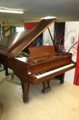 Steinway B Grand Piano Red Mahogany 1978 Rebuilt 2010 New Steinways Action $27,000