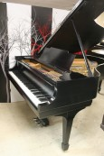 Steinway M Grand Piano Ebony 1915 Recent Partial Rebuild(SOLD)
