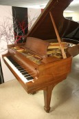 Steinway B Grand Piano Walnut 1964 Original Steinway Parts 1964 Mint, Excellent $27,500