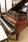 (SOLD Congratulations Shawnee) Sohmer Grand Piano 5'6