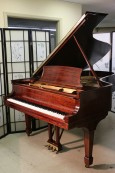 Steinway B Grand Piano Mahogany 1928 Refinished & Partially Rebuilt 20 years ago, all Excellent Steinway Parts $25K