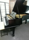 Steinway B 6'10.5 1891 Ebony $12000 (VIDEO) Rebuilt 1960  (Long Island, NY)
