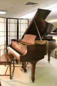 (Sold Congratulation & Thank you Madelyn) Steinway O Mahogany 1917 Rebuilt/Refin. 1997 $10,500.