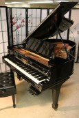 Steinway O Grand Piano Totally Reblt/Refin. $22,500 (VIDEO)  Steinway Action