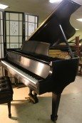 (SOLD Congratulations Rivera Family) Steinway Model M 1993 Pristine (VIDEO) Like New