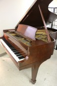 Steinway B Grand Piano, 1961 Beautiful Mahogany, pristine condition, one owner