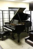 Steinway B 6'10.5 Ebony (VIDEO) $22,500 1928 Refurbished/Refinished 07/2014