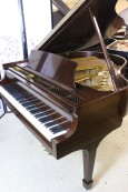 Steinway Baby Grand Model S Mahogany 1946 Video Excellent Condition Original Steinway Parts $12,500