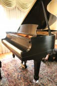 Steinway B Grand Piano Ebony 2003 Showroom Condition $54,000.