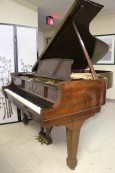 Steinway B 6'10.5 1966 $25,500 (VIDEO) Beautiful Walnut Excellent In/Out .