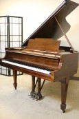 Steinway M Grand Piano (VIDEO) $14,500. Exotic African Mahogany Rebuilt/Refin.