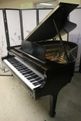 Steinway M 1971 Ebony Black $15,500  (VIDEO) Grand Piano