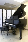 Steinway M Ebony 1997 Pristine, Like New , Showroom