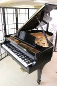 Steinway M Ebony Grand Piano (VIDEO) 13,500 Refubished/Refinished