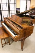 Knabe Baby Grand Piano $5500 (VIDEO) 5'4